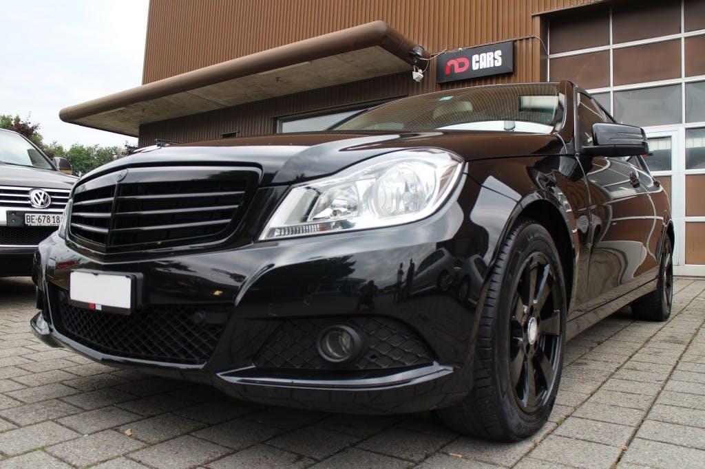 saloon Mercedes-Benz C-Klasse C 220 CDI Elégance