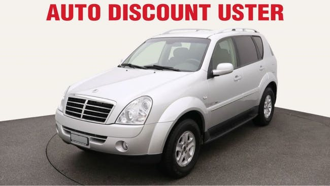 suv SsangYong Rexton RX 270 XVT Sapphire Automatic