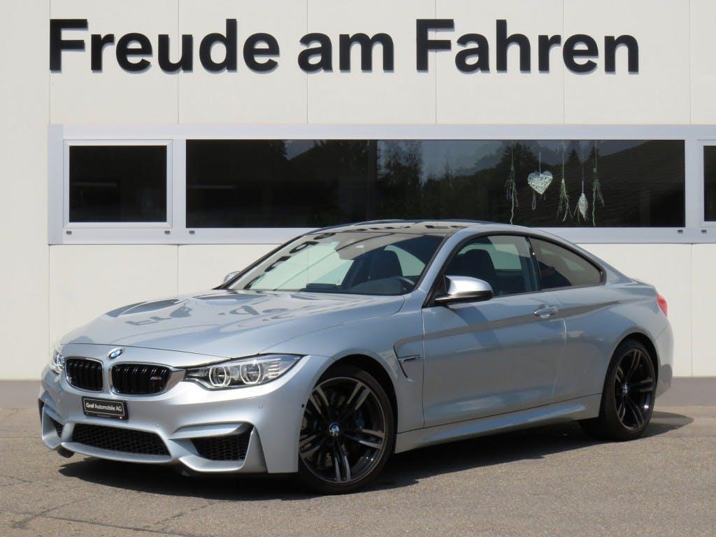 coupe BMW 4er M4 Coupé