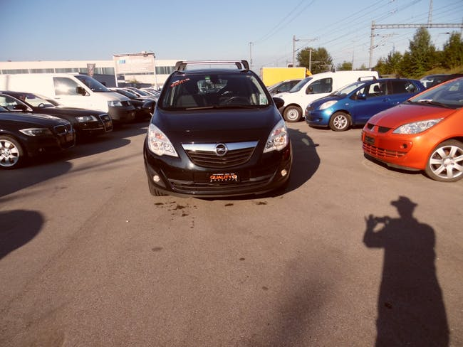 van Opel Meriva 1.4 Turbo Active Edition