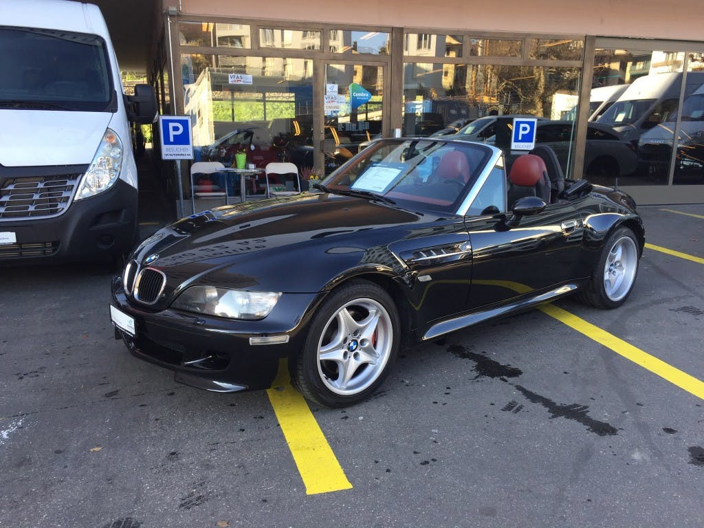cabriolet BMW Z3 M Roadster 321PS