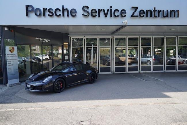 coupe Porsche 911 Carrera GTS PDK