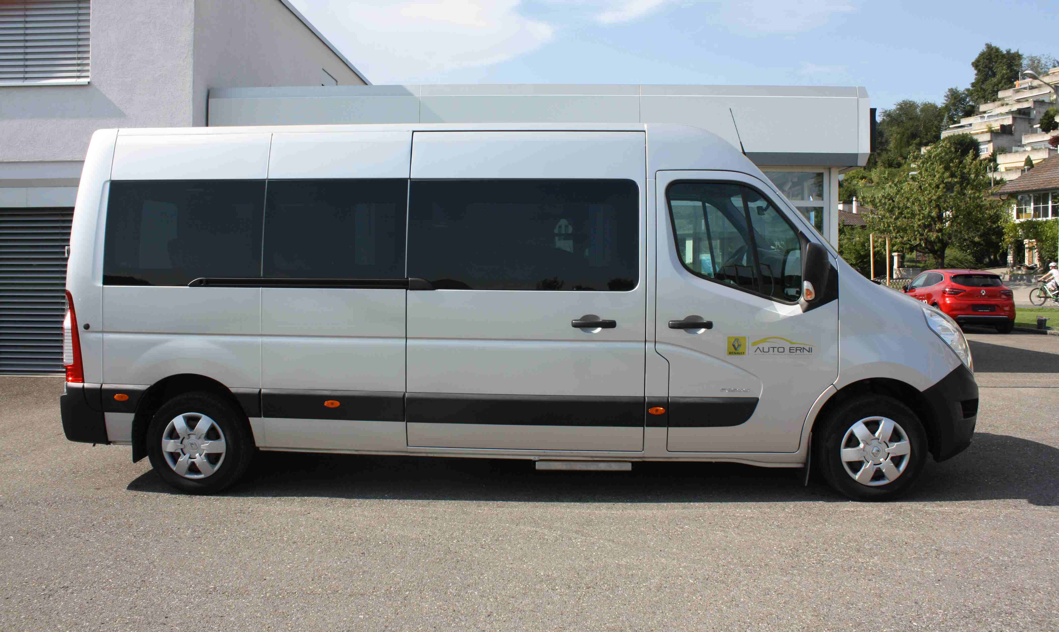 bus Renault Master Bus 3.5 t L3 14 Pl. 2.3 dCi 125