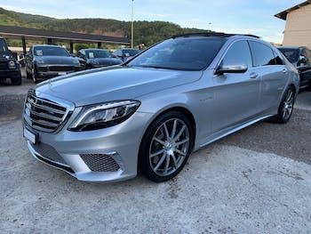 saloon Mercedes-Benz S-Klasse S 65 AMG L I 630 PS I 7G-Tronic