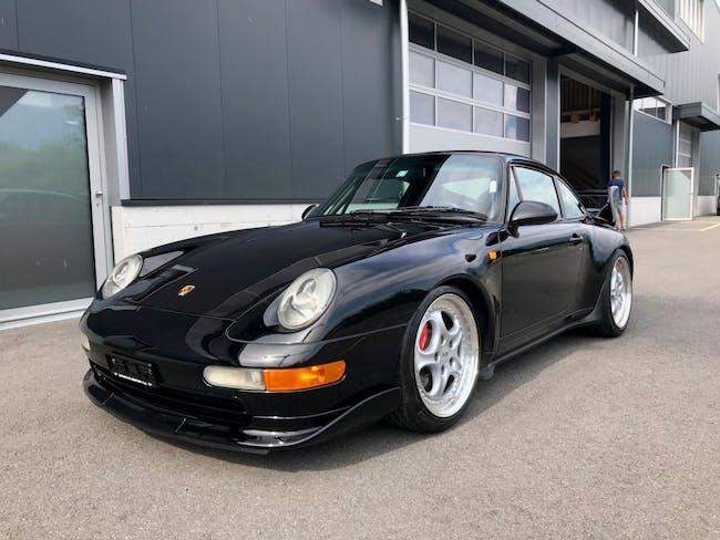 coupe Porsche 911 Carrera RS