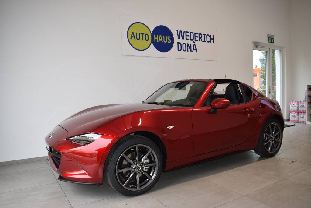 cabriolet Mazda MX-5 RF S-G184 AT Rev. 4