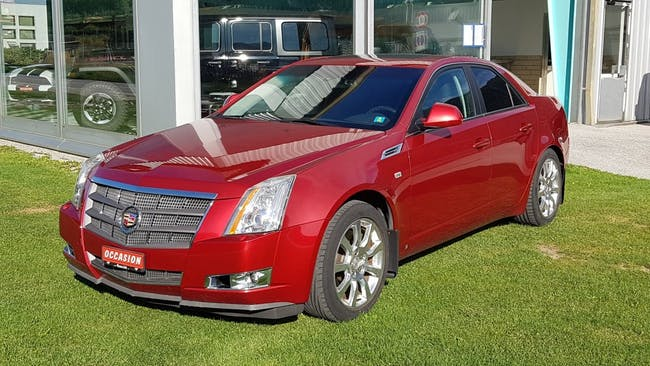 saloon Cadillac CTS Sedan 3.6 Sport Luxury Automatic