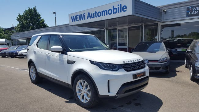 suv Land Rover Discovery 3.0 Si6 HSE Automatic