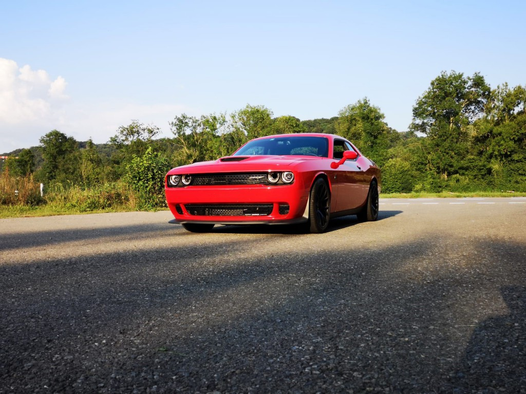 coupe Dodge USA Challenger Hellcat