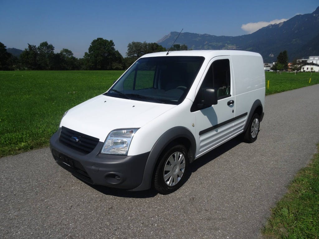 pickup Ford Transit Connect 220S 1.8 TDCi Tr.