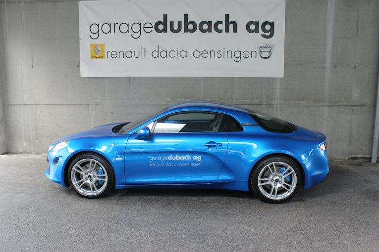 Alpine A110 1.8 Turbo Pure 4'000 km 68'900 CHF - acquistare su carforyou.ch - 1