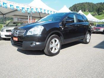 suv Nissan Qashqai Qashqai +2 2.0 4WD acenta XTronic CVT
