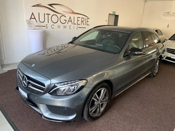 estate Mercedes-Benz C-Klasse C 250 d Swiss Star AMG Line 4Matic 9G-Tronic