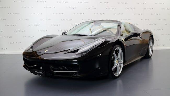 cabriolet Ferrari 458 Spider Italia 4.5 V8