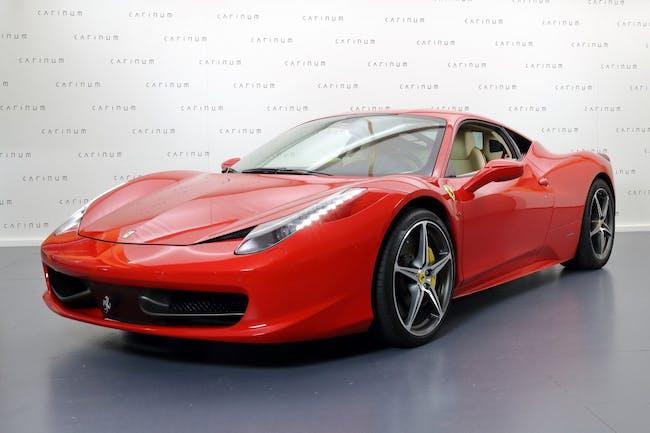 coupe Ferrari 458 Italia 4.5 V8