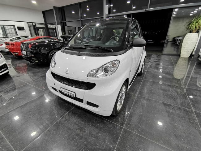 saloon Smart Fortwo passion mhd softouch