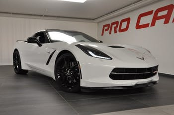 coupe Chevrolet Corvette Stingray