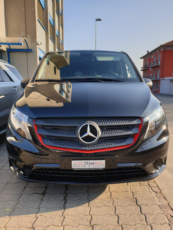bus Mercedes-Benz Vito 116 BlueTec Tourer Base EL 7G-Tronic