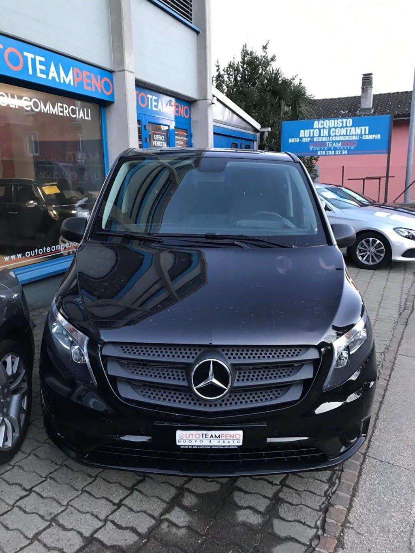 bus Mercedes-Benz Vito 116 BlueTec Tourer Base L 7G-Tronic