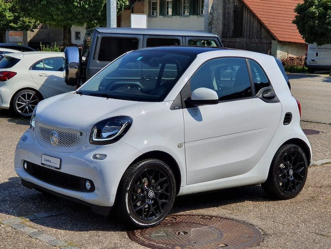 saloon Smart Fortwo prime twinmatic