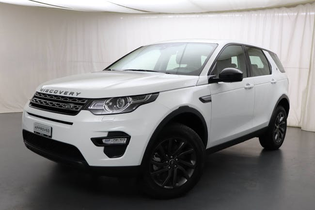 saloon Land Rover Discovery Sport 2.0 Si4 Pure