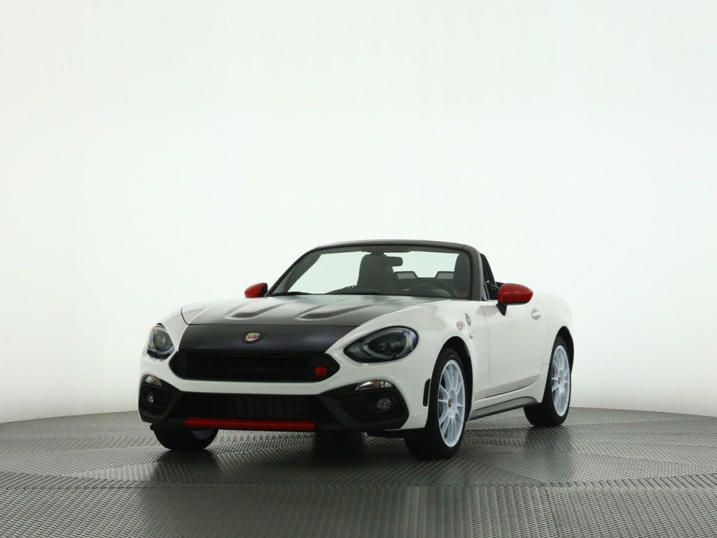 cabriolet Fiat 124 Spider 1.4 TB Abart Rally