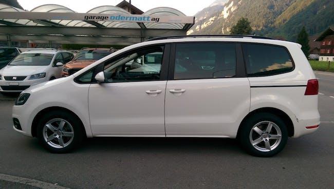 van SEAT Alhambra 2.0 TDI Reference 4x4