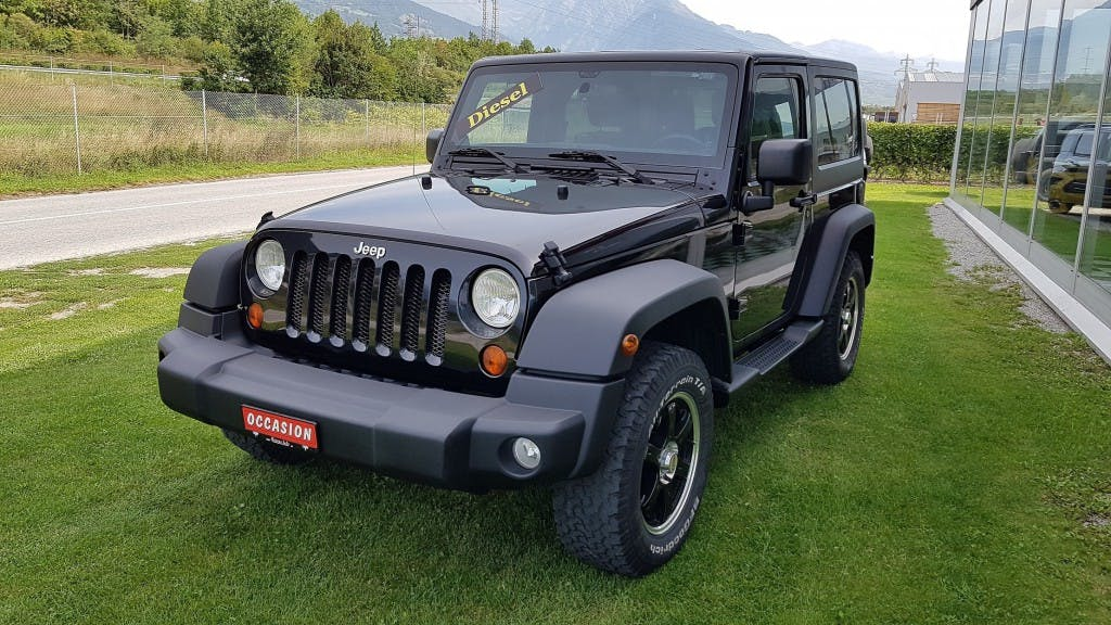 suv Jeep Wrangler 2.8 CRD Sport softtop