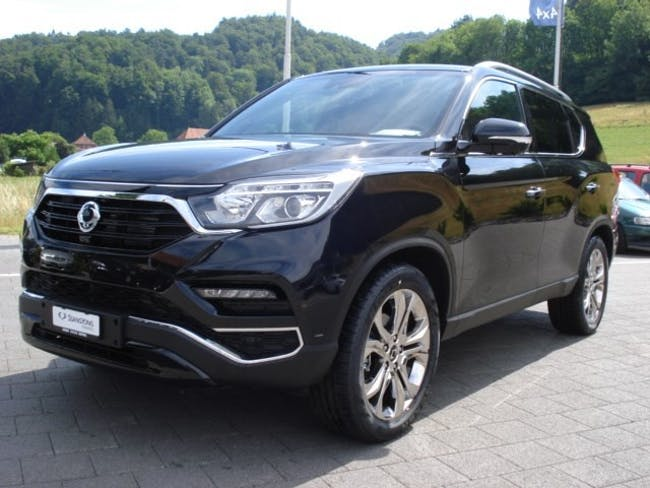 suv SsangYong Rexton RX220 e-XDi Sapphire 4WD
