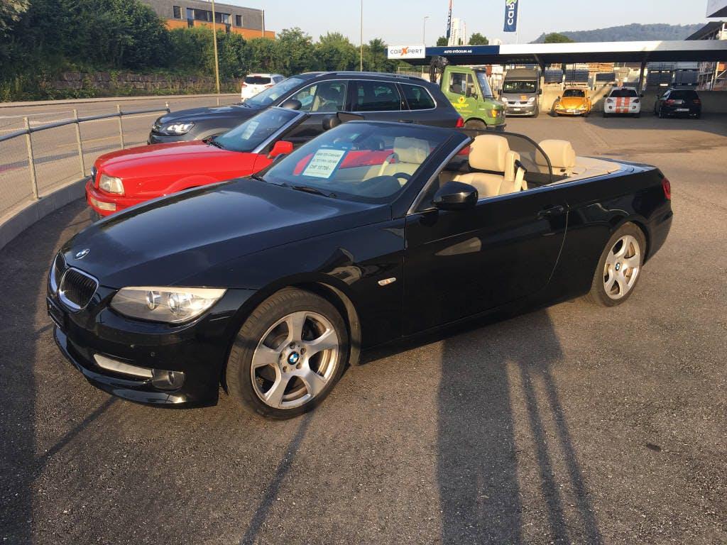 cabriolet BMW 3er Reihe E93 Cabriolet 320i