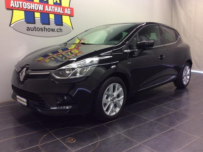saloon Renault Clio 0.9TCE Limited Edition