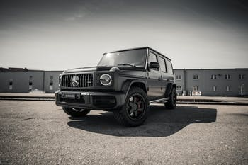 suv Mercedes-Benz G-Klasse G 63 AMG AS Offroad Edition