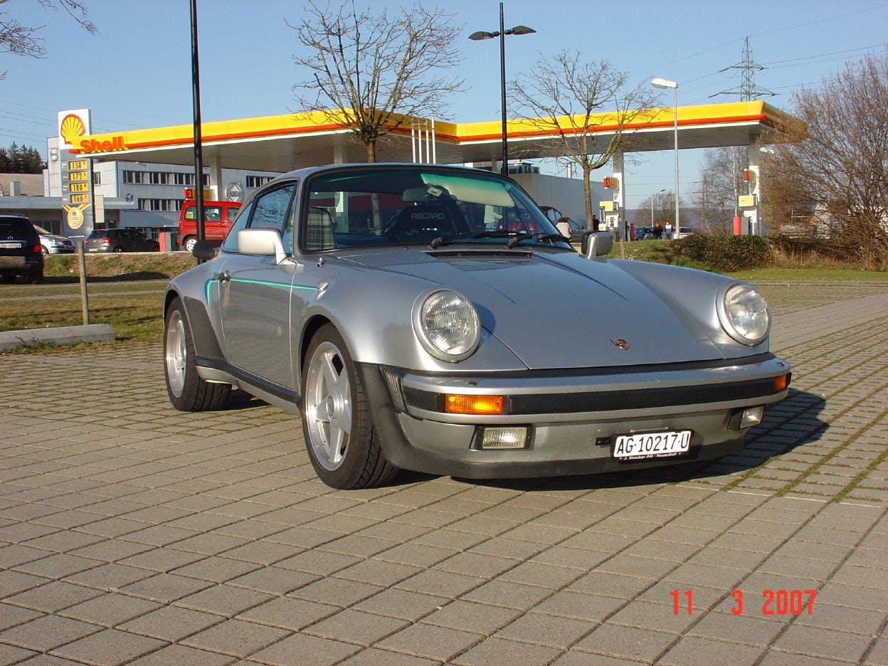 coupe Porsche 911 930 Turbo 3.0 Liter Coupè