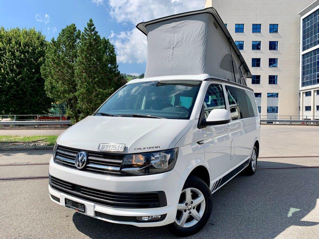 bus VW T6 California 2.0 TDI Beach Edition