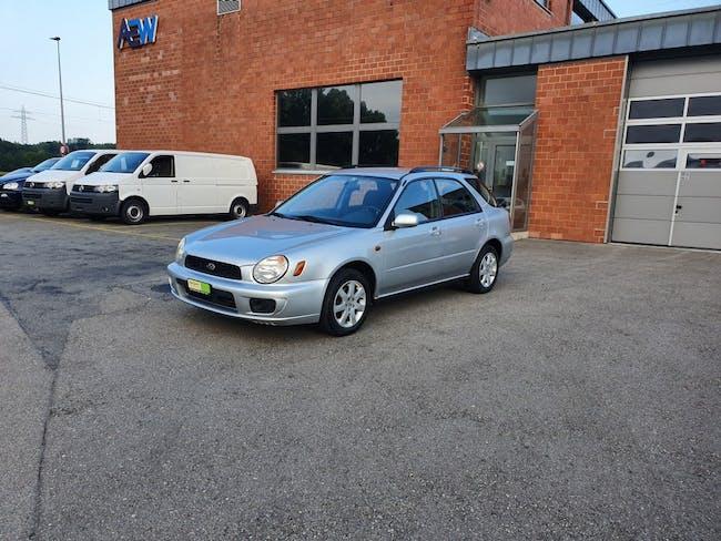 estate Subaru Impreza 1.6