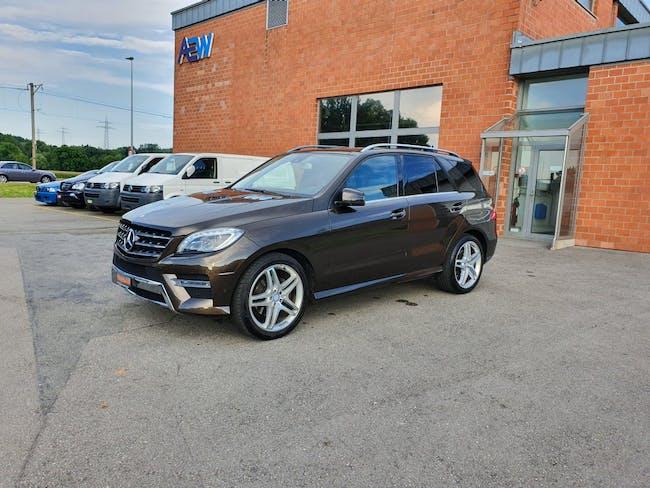 suv Mercedes-Benz M-Klasse ML 350 BlueTEC Executive 4Matic 7G-Tronic