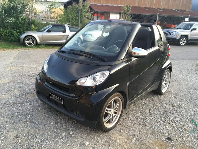 cabriolet Smart Fortwo Brabus softouch