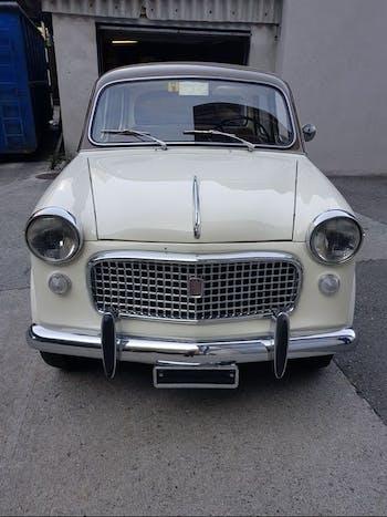 saloon Fiat 1100 Lusso