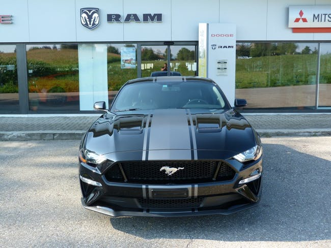 coupe Ford Mustang Fastback 5.0 V8 GT