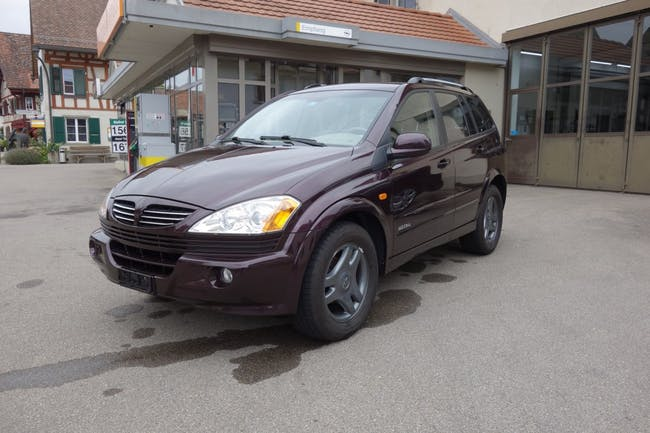 suv SsangYong Kyron 200 Xdi 4WD Deluxe