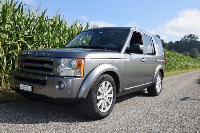 suv Land Rover Discovery 2.7 TdV6 HSE
