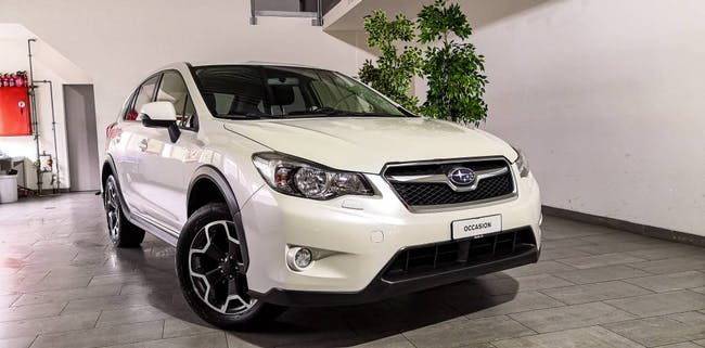 suv Subaru XV 2.0 D Swiss Two