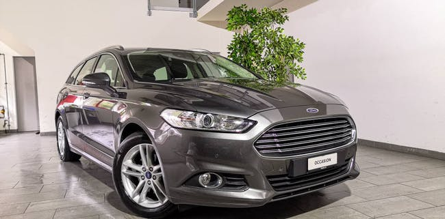 estate Ford Mondeo Station Wagon 2.0 TDCi 150 Trend