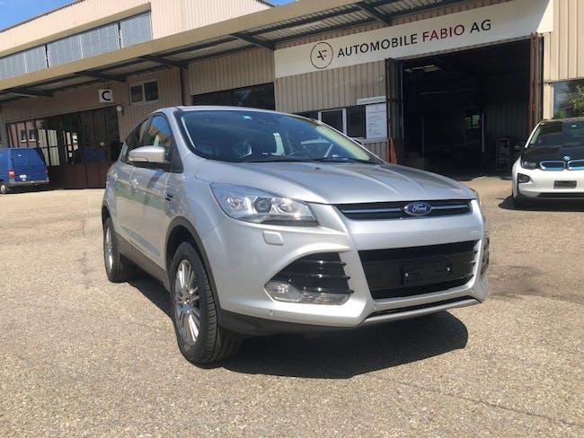 suv Ford Kuga 2.0 TDCi Titanium 4WD PowerShift