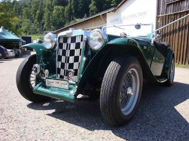 cabriolet MG Midget TC Midget