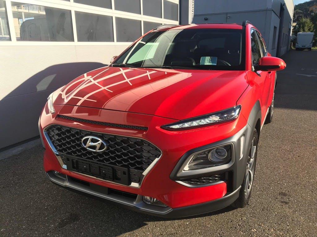 suv Hyundai Kona 1.6 T-GDi Premium Plus 4WD DCT