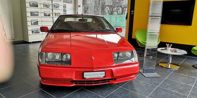 Alpine A110 GT V6 Turbo 129'000 km 24'800 CHF - kaufen auf carforyou.ch - 1