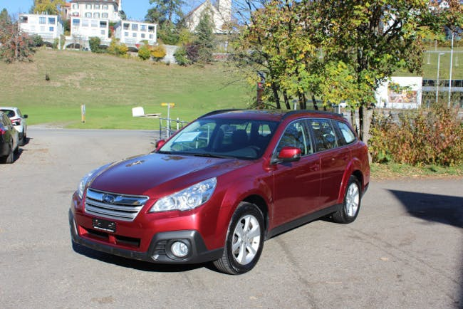 estate Subaru Outback 2.5i Limited AWD