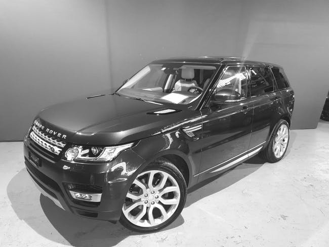 suv Land Rover Range Rover Sport 3.0 V6 SC HSE Automatic