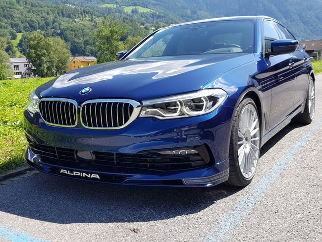 saloon BMW Alpina B5 BiTurbo 4.4 V8 xDrive Switch-Tronic